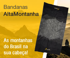 Leve as montanhas do Brasil em sua cabeça!